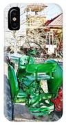 Oliver 60 Tractor In Dell IPhone Case