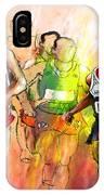 Olympics 10000m Run 01 IPhone Case