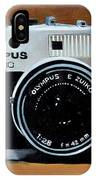 Olympus IPhone Case