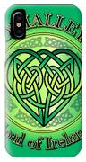 O'malley Soul Of Ireland IPhone Case