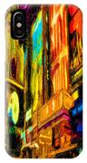 On Broadway IPhone Case