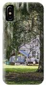 On Destrehan Plantation IPhone Case