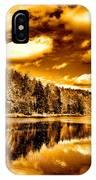 On Golden Pond IPhone Case