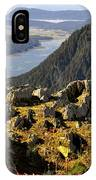 On Mount Roberts IPhone Case