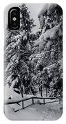 on the Achtermann, Harz IPhone Case