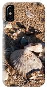 On The Beach 03 IPhone Case