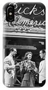 On The Casablanca Set IPhone Case