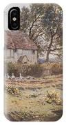 On The Common Hambledon Surrey IPhone Case