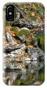On The Edge Of The Lake IPhone Case