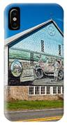 On The Lincoln Highway IPhone Case