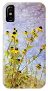 On The Prairie IPhone Case