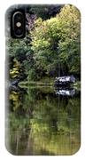 On The River Four IPhone Case