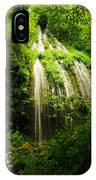 On The Wahkeena Trail IPhone Case