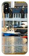 On The Waterfront IPhone Case