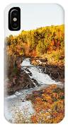 Onaping Falls IPhone Case