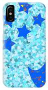Once In A Blue Moon Also Got 5 Stars Signature Art  Navinjoshi Artist Created Images Textures Patter IPhone Case