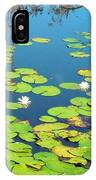 Once Upon A Lily Pad IPhone Case