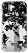 Once Upon A Time In Bw IPhone Case