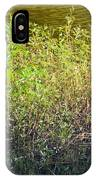 Once Upon An Egret's Home IPhone Case