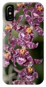 Oncidium IPhone Case