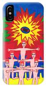 One Eye For Everyone.mexico IPhone Case
