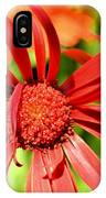 One Lazy Petal IPhone Case