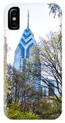 One Liberty Place IPhone Case