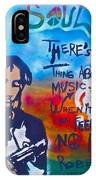 One Thing About Music IPhone Case