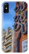 One Way To A Wrong Turn IPhone Case