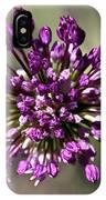 Onion Flower IPhone Case