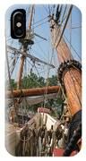 Only Masts IPhone Case