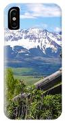Only The Structures Crumble IPhone Case