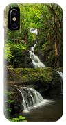 Onomea Falls IPhone Case