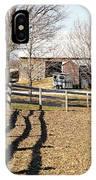 Ontario Farm IPhone Case