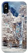 Ontario Summer Color Infrared IPhone Case