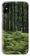 Opal Creek Wilderness IPhone Case
