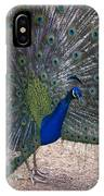 Open Feathers IPhone Case