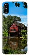 Opie's Grist Mill IPhone Case