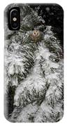 Opossum In The Pines IPhone Case