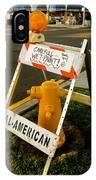 Orange And Ninth Coronado California IPhone Case