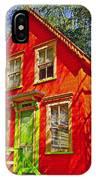 Orange In Asbury Grove In South Hamilton-massachusetts  IPhone Case