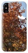 Orange Pop IPhone Case