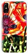 Orange Rhapsody IPhone Case