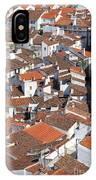 Orange Roofs IPhone Case