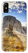 Orange Spring Mound IPhone Case