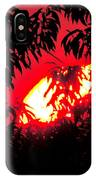Orange Sunset IPhone Case