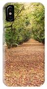 Orchard In The Morning IPhone Case
