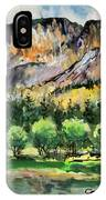 Orchard In The Valley IPhone Case