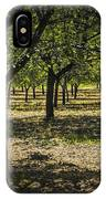 Orchard In West Michigan No. 279 IPhone Case