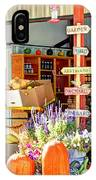 Orchard Valley Market IPhone Case
